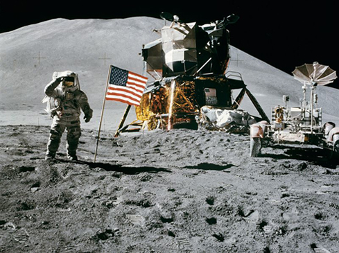 KODAK Technology was on board the Apollo 11